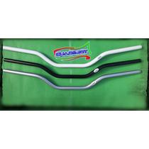 Manubrio Aluminio Para Moto / Cuatriciclo (unico Reforzado)