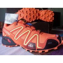 Zapatillas Salomon Speed Cross3 Originales