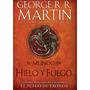 El Mundo De Hielo Y Fuego - George R.r. Martin - Libro Nuevo