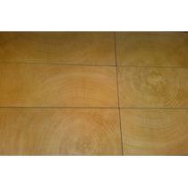 Porcelanato Simil Madera Sequoia Nut 16x66 Rectificado 1acal
