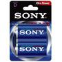 Pilas D (grandes) Sony Blister X2 Alcalinas Super Oferta