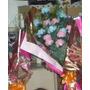 Ramos Flores Rosas Goma Eva 15 Años Casamiento Bautis