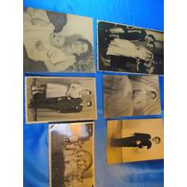 El Arcon Lote De 6 Fotos Familiares Retratos 1930 15001 08