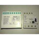 Disyuntor Diferencial Siemens® 4x63a Amp Alemán-germany®