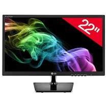 Monitor Led 22 Lg 22mp55d Ips Vga Dvi Vesa Full Hd 1080p Pc
