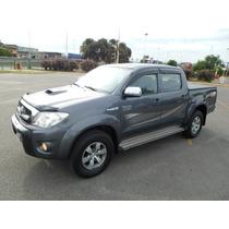 Toyota Hilux 3.0 Td C/d 4x4 Srv Mt Mod: 2009 ¡¡la Mejor!! !!