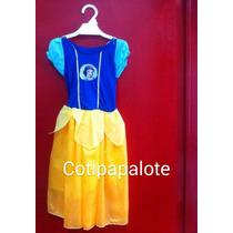 Disfraz Blancanieves Princesa Oferta Vestido Cenicienta