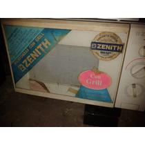 Microondas Zenith Grande Grill Zvp-30 Para Reparar Repuestos