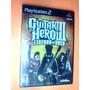 Guitar Hero 3 Legends Of Rock - Ps2 - Nuevo Caja Sellada -