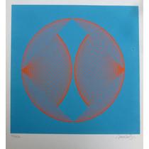 Eduardo Mc Entyre Serigrafía 43/450 39x37
