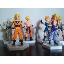Dragon Ball Z. Seis Figuras Coleccionables