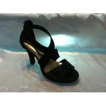 Stiletto Sandalia Con Taco De 9cm Y Plataforma De 2cm.
