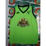 Camiseta Musculosa Juego Estrellas 2015 Argentina Basquet