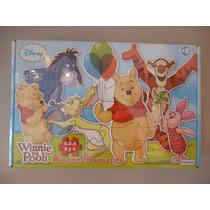 Rompecabezas Winnie The Pooh 2,3,4,5,y 6 Piezas-