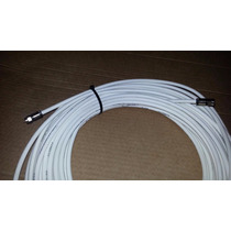 Cable Coaxil Rg6 Rollo 15 Mts Uhf Vhf Tda Digital Satelital