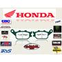 Pastillas De Freno Honda Cbr 600 F2/f3 91-98 Trasera