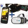 Celular Libre Motorola Moto E2 + Realidad Virtual Pokemon Go