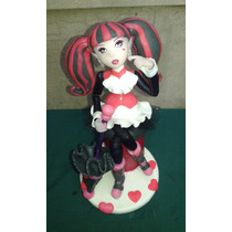 *adorno Para Torta Monster High En Porcelana Fria*