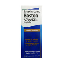 Boston Advance Cleaner Jabón Líquido Lentes Contacto Rígidas