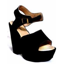 Sandalias Chatitas Zapatos Plataforma Calzados Modafior