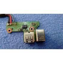 Placa Power Cable Dc Jack Power Hp Dv6000 (6500/6700) 90w
