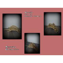 Carretilla Fibrofacil Ideal Souvenirs/ Centro Mesa / Decorar