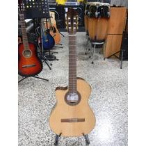 Guitarra Fonseca 40 Kec Zurda Pop-music Chivilcoy