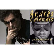 Andres Calamaro Libro Paracaidas Y Vueltas Original Europa