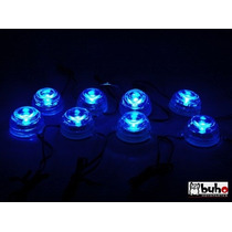 Juego De 8 Luces Neon Super Brillo 12 Volts