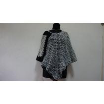 Tejidos Crochet Ponchos