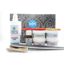 Kit Completo Gel Uv Uñas Esculpidas