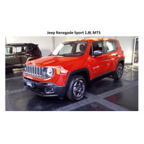 Jeep Renegade Sport 1.8l Mt5