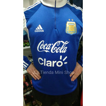 Buzo Adidas Afa Argentina Adidas Autentico