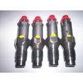 4 Inyectores Para Duna Diesel 1.7 Con Tobera Nueva China