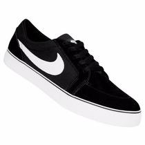 Zapatillas Nike Sb Satire 1.5 (negro+blanco) Mpis H