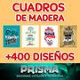 Cuadros De Madera Modernos Frases Positivas +400 Diseños