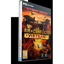 Air Conflicts: Vietnam Ultimate Edition (español) (pc-game)