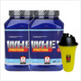 Whey Protein Mervick 3,6 Kilos 100% Proteina Pura Suero