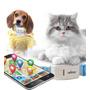 Collar Gps Localizador De Mascotas Desde Celular 12 Cuotas