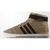 Adidas Neo Daily Twist Mid Animal Envío Gratis Por Mp