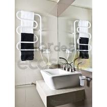 Toallero Calefactor Ecosol Asua 125w Para Baño