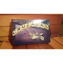 Juego De Mesa Palabras Cruzadas Scrabble