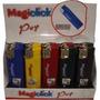 Encendedores Magiclick Pop Electronico X 15 Unidades
