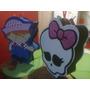 Piñatas Monster Higth Plim Plim Minnie