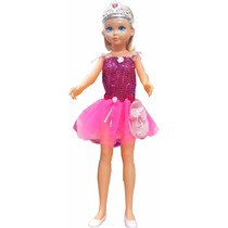 Disfraz Vestido Niñas Frutillita Princesas Varios Modelos