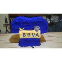 Piñata Camiseta De Boca Juniors