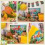 Kit Cotillon Cumple Dino Park 20 Niños Murciasy Chanchos