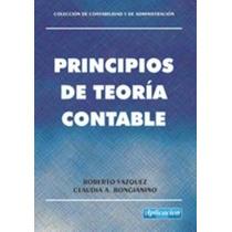 Principios De Teoría Contable Vazquez Aplicacion