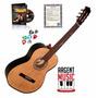Guitarra Criolla De Estudio Fonseca 25 En Argent-music