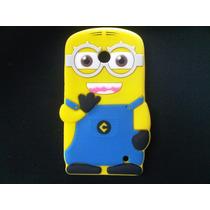 Funda Silicona Minion Despicable Me 2 Nokia Lumia 630 - 635